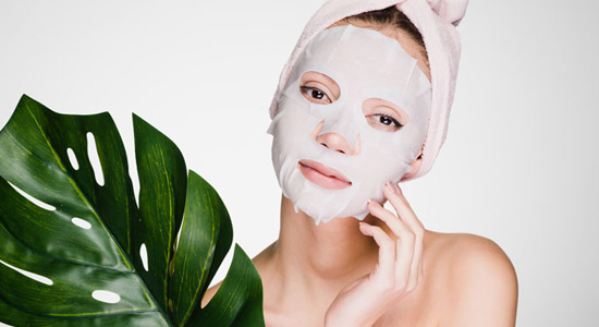 facial sheet masks Private Label Cosmetics and Skin Care Canada